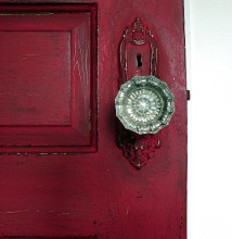 The humble doorknob – jewellery for the home