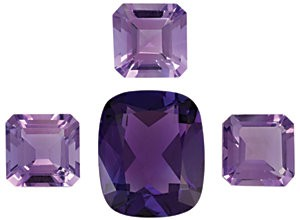February – the month of the Amethyst birthstone