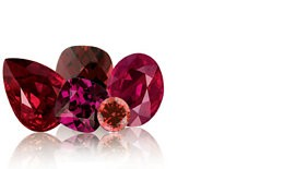 July – the month of the Ruby birthstone