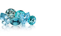 March – the month of the Aquamarine birthstone