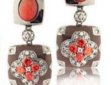Angelique de Paris Florentine Earrings