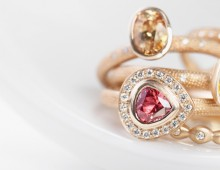 Anne Sportun Rose Gold Collection