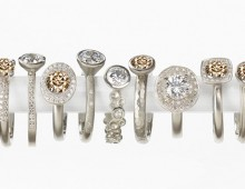 Anne Sportun Engagement Rings