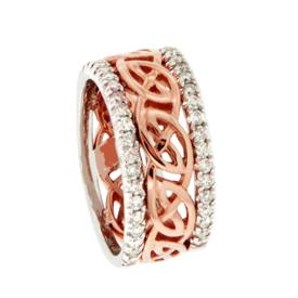 Keith Jack Mey Diamond Ring