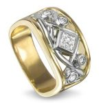 Designer Series princess ring
