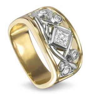 Designer Series princess ring