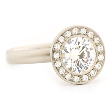 Anne Sportun Martini Ring