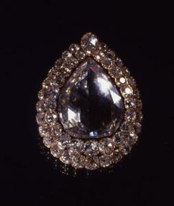 Topkapi Spoonmaker's Diamond