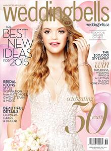 Weddingbells spring summer 2015 edition