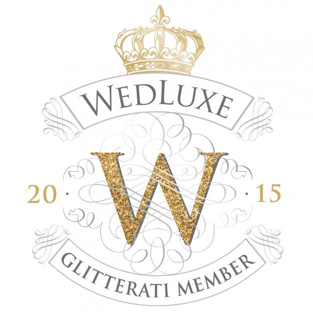 WedLuxe Glitterati Member 2015
