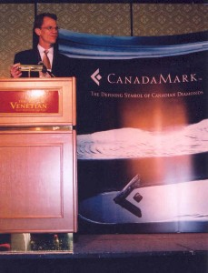 CanadaMark launch JCK 2003