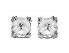 Anzie Dew Drop Cluster Earrings