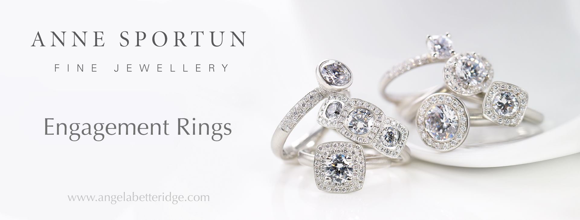 Angela Betteridge Jewellery Anne Sportun Engagement Rings